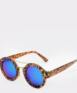 Ochelari de soare EPICA maro, 524030, din PVC
