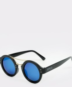 Ochelari de soare EPICA negri, 524030, din PVC