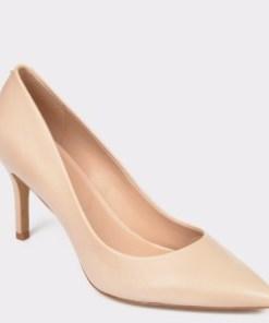 Pantofi ALDO nude, Coroniti, din piele naturala