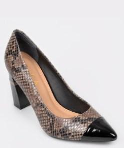 Pantofi EPICA maro, 9644185, din piele naturala