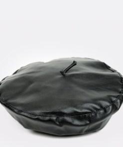 Palarie ALDO neagra, Gleraclya001, din piele ecologica