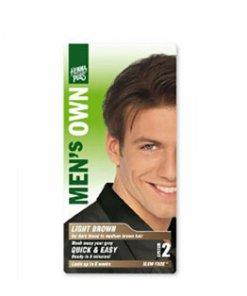 Vopsea par barbati, Men's Own, Medium Blond, Light Brown, 80 ml