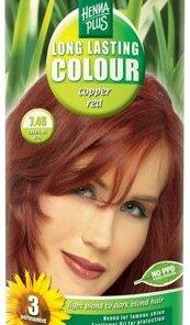 Vopsea par, Long Lasting Colour, Copper Red 7.46, 100 ml