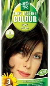 Vopsea par, Long Lasting Colour, Dark Brown 3, 100 ml