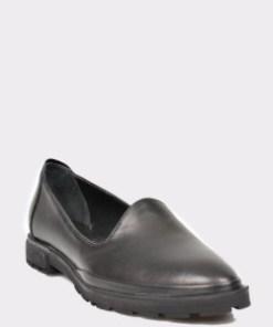 Pantofi FLAVIA PASSINI negri, 623191, din piele naturala