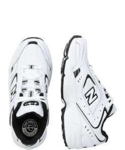 New Balance Sneaker low 'WX452S' negru / alb