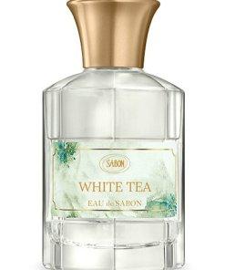Eau de SABON White Tea