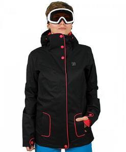 Jacheta iarna Data Outerwear Jacket black