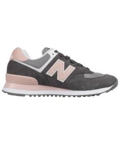 New Balance Sneaker low 'WL574' gri / pudra