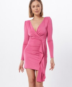 IVYREVEL Rochie 'DRAPE FRONT DRESS'  roz