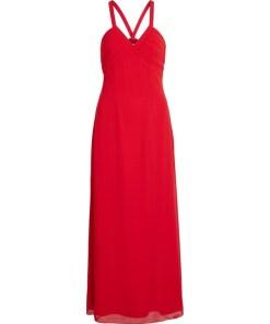 VILA Rochie de seară roșu