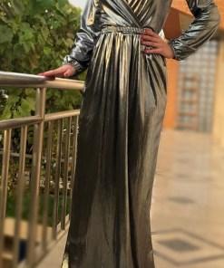 Rochie eleganta lunga Valentina 5