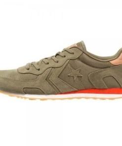 Pantofi sport unisex Converse Thunderbolt Ox Medium OliveBright Poppy 160550C
