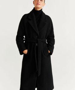 Mango - Palton Robe 1940070