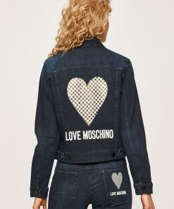 Love Moschino - Geaca jeans 1976919