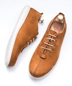 Pantofi Piele casual camel Adevali-rl
