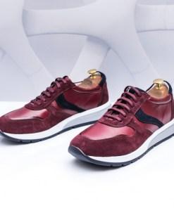 Pantofi Piele sport visinii Gudilu-rl