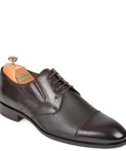 Pantofi LE COLONEL maro, 32724, din piele naturala