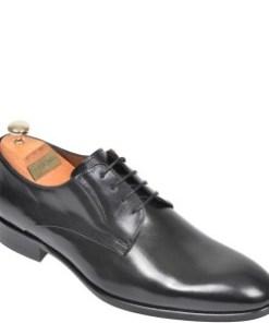 Pantofi LE COLONEL negri, 48710, din piele naturala