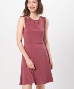 VERO MODA Rochie de vară 'DONIKA' roze
