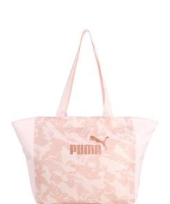PUMA Geantă sport 'WMN Core Up Large Shopper' roz