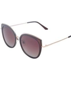 Ochelari de soare maro, pentru dama, Daniel Klein Trendy, DK4297-2