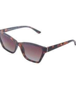 Ochelari de soare maro, pentru dama, Daniel Klein Trendy, DK4301-2