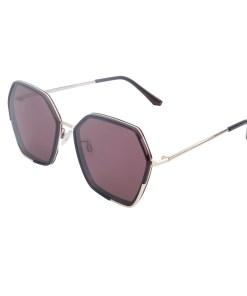 Ochelari de soare mov, pentru dama, Daniel Klein Trendy, DK4299-3