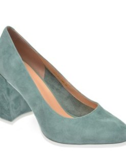Pantofi EPICA albastri, 7545301, din piele intoarsa