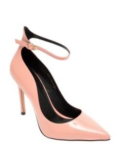 Pantofi FLAVIA PASSINI roz, D440S12, din piele ecologica