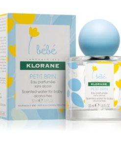 Klorane Bebe eau de toilette pentru copii