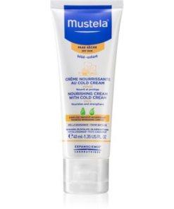 Mustela Bebe Cold Cream crema de protectie hranitoare pentru copii