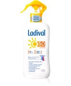 Ladival Kids spray pentru protectie solara pentru copii SPF 50