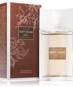 Avon Soft Musk eau de toilette pentru femei