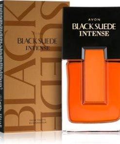 Avon Black Suede Intense eau de toilette pentru barbati