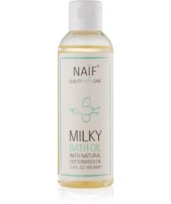 Naif Baby & Kids ulei de baie pentru nou-nascuti si copii