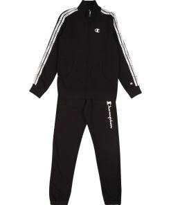 Champion Authentic Athletic Apparel Costum de trening 'FULL ZIP SUIT' negru