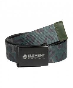 Curea Figure belt leopard camo
