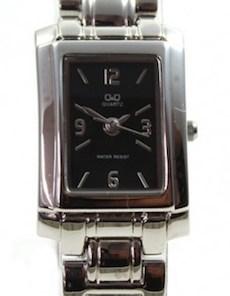 Ceas Dama Q&Q Fashion Model Lady Classic Black - Neutral Box C163-205Y