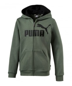 Hanorac copii Puma ESS Logo Hooded Jacket Fl B 85210223