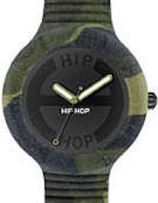 Ceas Dama HIP HOP Model CAMOUFLAGE HWU0365