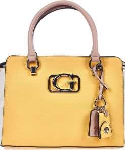 GUESS Hand bag Yellow