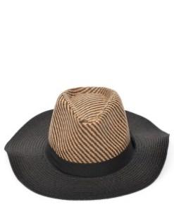 Palarie ALDO neagra, Ebury009, din material textil