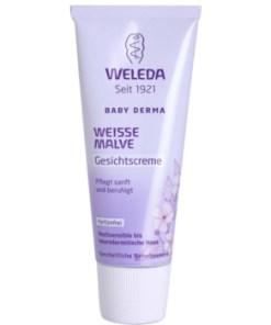 Weleda Baby Derma crema de fata calmanta pentru copii