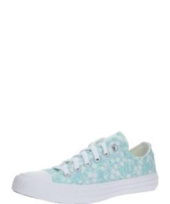 CONVERSE Sneaker low alb / albastru deschis