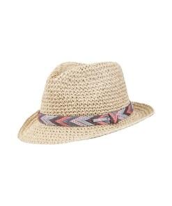 chillouts Pălărie 'Medellin Hat' alb natural