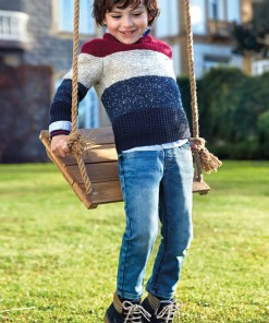 Mayoral - Jeans copii 92 - 134 cm 9B84-SJB00D_50X