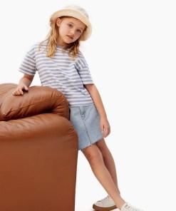 Mango Kids - Fusta fete Sue 110-164 cm UPYK-SDG003_54X