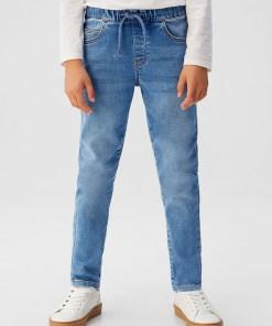 Mango Kids - Jeans copii Comfy 110-164 cm UPYK-SJB007_55X