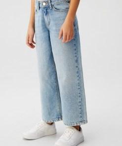 Mango Kids - Jeans copii Culotte 110-164 cm UPYK-SJG00B_54X